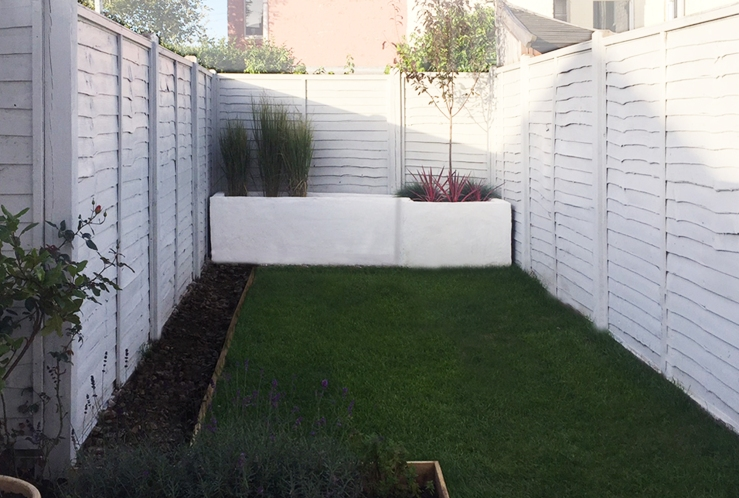 garden refurb